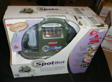 New In Box Bissell Spotbot Handsfree Compact Deep Carpet Cleaner Model-1200