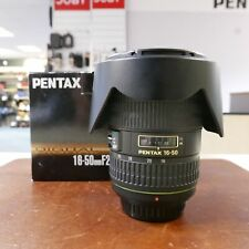USATO Pentax DA * 16-50mm f2.8 (ED AL) SDM Lente IF - 1 Anno Gtee