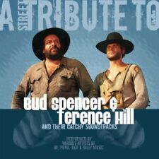 A STREET TRIBUTE TO BUD SPENCER & TERENCE HILL  CD NEU