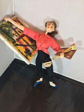 Roldan Bambola Pittrice Made In Spain N 8 Di 40