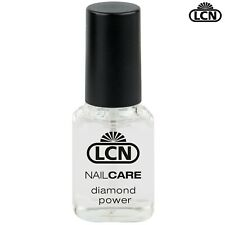 LCN Nails 8ml Diamond Dust Power High Gloss Nail Hardener With UV Protection