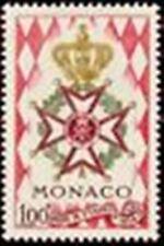 "MONACO STAMP TIMBRE N° 490 "" ORDRE DE SAINT CHARLES 100 F "" NEUF xx TTB"