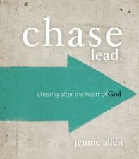 Chase Leader's Guide : Chasing after the Heart of God by Jennie Allen (2014,...