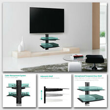 TV Floating Shelf Shelves Stand Wall Mount Console Media Furniture Entertainment