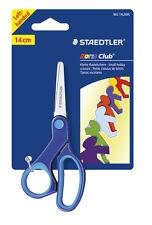 STAEDTLER NORIS CLUB SMALL LEFT HAND  SCISSORS FOR CHILDREN HOBBY CREATIVE