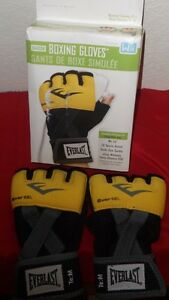 Everlast Shadow Boxing Gloves for Wii & other games