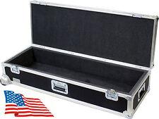 ATA Kent Custom Road Flight Hard Case Roland Ax-7 Synth Keyboard