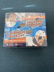 2020/21 Upper Deck Series 1 Hockey 24-Pack Box Sealed Retail Box
