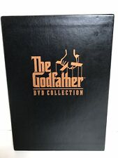 The Godfather Dvd Collection(1,2,3,& Bonus) New Other In Box With Slipcovers