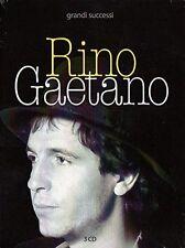 Rino Gaetano - Grandi Successi - Sony 3 CD NM