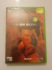 Pal version Microsoft Xbox Dead or Alive 3