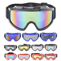Motocross Goggles Motorcycle Dirt Bike Glasses ATV Off Road Anti-UV Race Eyewear