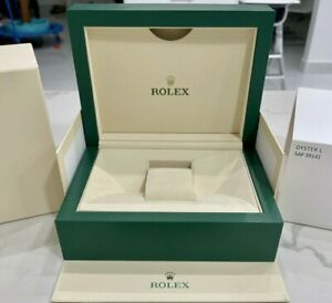 Authentic NEW STYLE ROLEX Daytona President Oyster LARGE Watch Box 39141.08 *NEW