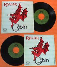 LP 45 7'' GOBLIN Roller Snip-snap 1976 italy CINEVOX MDF 097 no cd mc dvd vhs