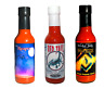 Reaper Hot Sauce Gift Set Reaper Scorpion Ghost World's Hottest  Wicked Tickle