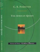 2002 C.S. Forester The African Queen Dj Basis For Movie Humphrey Bogart Katherin