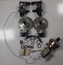 "65 66 67 68 70 IMPALA FRONT DISC BRAKE CONVERSION 8"" dual diaphragm booster"