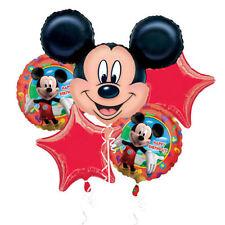 Globos de fiesta Amscan cumpleaños infantil de Mickey Mouse