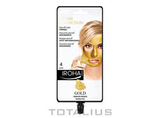 MASCARILLA IROHA NATURE PEEL OFF ORO 24 K REAFIRMANTE