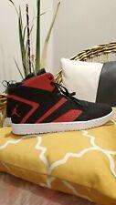 Jordan flight legend Men's Basketball Shoes Size 11 black red white aa2526-006