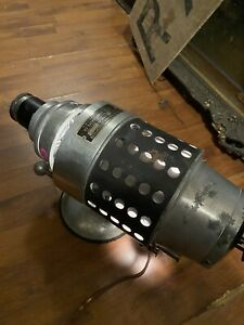 Antique Victor Stereopticon Projector Era 1914 Model 2 Working