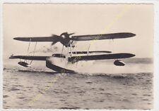 CPSM AVION PLANE SEA OTTER 1 nouveau biplan amphibie anglais n 2