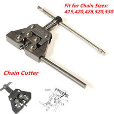 Motorcycle Scooter ATV Chain Cutter Breaker Tool Fit for 415 420 428 520 525 530