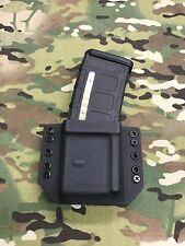 Black Kydex Magpul Pmag .223 5.56  AR Magazine Carrier