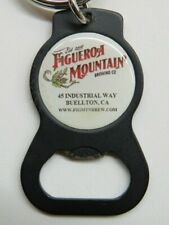 Key Chain Metal Bottle Opener ~ Figueroa Mountain Brewing co ~ Buellton, Calif