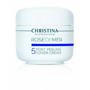 Christina Rose De Mer Peeling Cover Cream (Step 5) 20ml + Freebie
