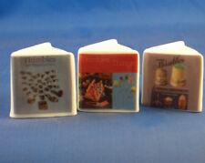 Birchcroft Thimbles -- Miniature Book Style  - Thimble Designs
