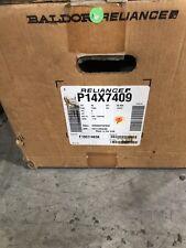Reliance Motor P14X7409, Brake Motor 1HP, 3PH, 1740rpm, 208-230/460volt