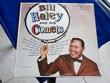 BILL HALEY & HIS COMETS~IST PRESSING~W.B MONO~1378~RARE~ ROCKABILLY  LP