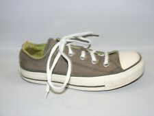 Converse Women Brown 6 M All Star Low Top Men's 5 Shoes Lace Up Dual Tongue