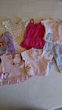 Girl Outfits Size 0-3 M Lot of 6