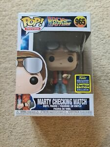 Marty Mcfly Back To The Future Funko Pop Vinyl