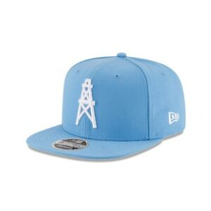 Houston Oilers New Era 9FIFTY NFL Adjustable Snapback Hat Cap Historic Retro 950