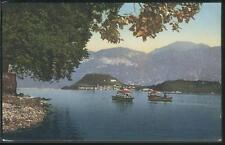 1920 - Tremezzo - Alla riva