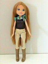 """MGA 2009 MOXY GIRL DOLL, 10"""" DRESSED ARTICULATED DOLL"""