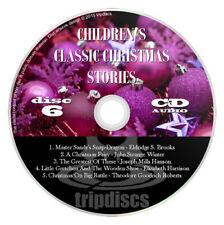 Children's Classic Christmas Stories Part 6 (Kids Fairytale Audiobooks Audio CD)