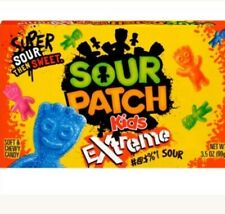Sour Patch Kids Extreme Theatre Box 99g  American Candy