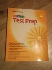 Spectrum Test Prep Grade 4, Mcgraw Hill 2001   ct 1
