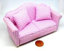 SCALA 1:12th sei pezzi floreale salotto set di mobili casa delle bambole Lounge 264