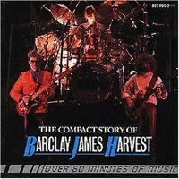 BARCLAY JAMES HARVEST - THE COMPACT STORY OF BARCLAY JAMES HARVEST  CD ROCK NEU