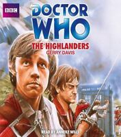 Doctor Who: Doctor Who: the Highlanders : An Unabridged Classic  NoveL 3 CDS NEW