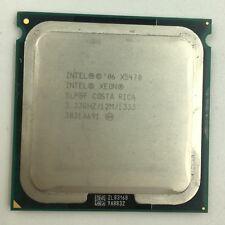 Intel Xeon Quad X5470 slbbf a 3,33 GHz 12 MB, 1333 MHz, LGA 771 Cpu