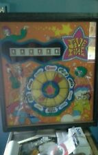 Jive Time Pinball Machine By Williams Coin Op 1970 Rare flippers CLASSIC Jazz