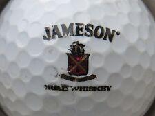 (1) JAMESON IRISH BOURBON WHISKEY ALCOHOL LOGO GOLF BALL