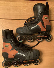 New listing Bauer Breakout 50 Nhl Roller Blades Hockey Inline Skates Tuuk Competition