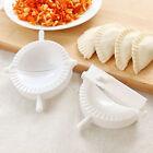 2 PC Chinese Dumpling Maker and Dough Press for Home Kitchen Dumpling Mold Press